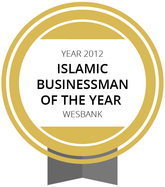 Wesbank Islamic Businessman of the Year 2012
